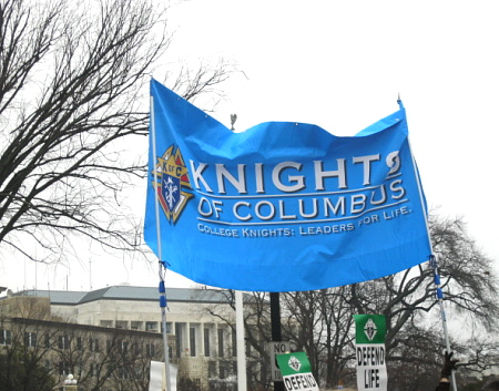 Knights of Columbus/College Knights: Leaders for Life