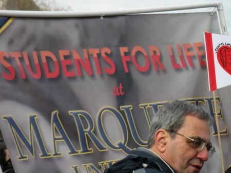 Students for Life at Marquette
