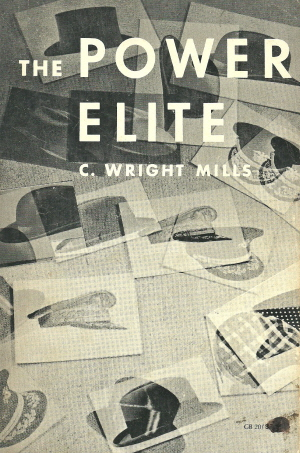 Book cover of <em>The Power Elite</em>, by C. Wright Mills
